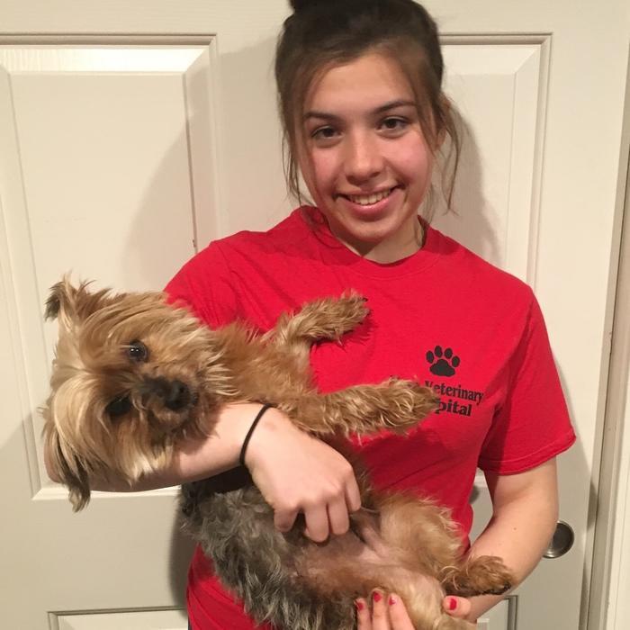 Natalia McKay </br>Veterinary Assistant photo