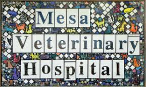Mesa Veterinary Hospital logo
